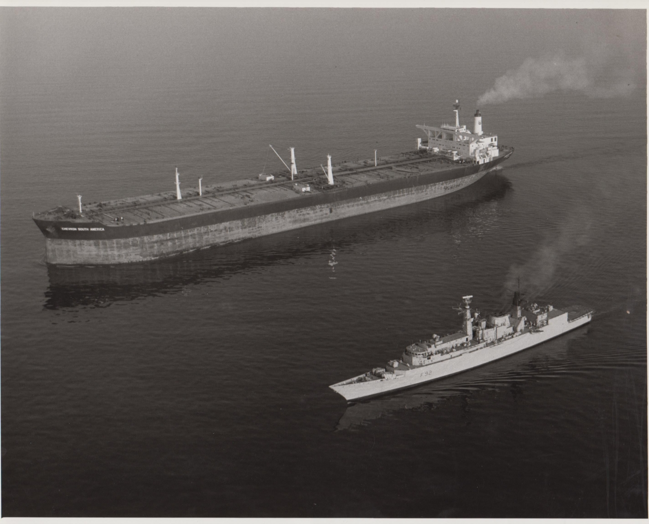 HMS Boxer - Iran/Iraq War