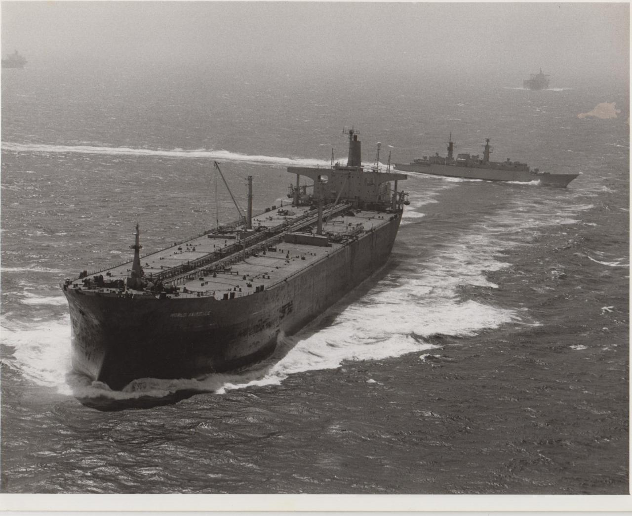 HMS Boxer Iran/Iraq War