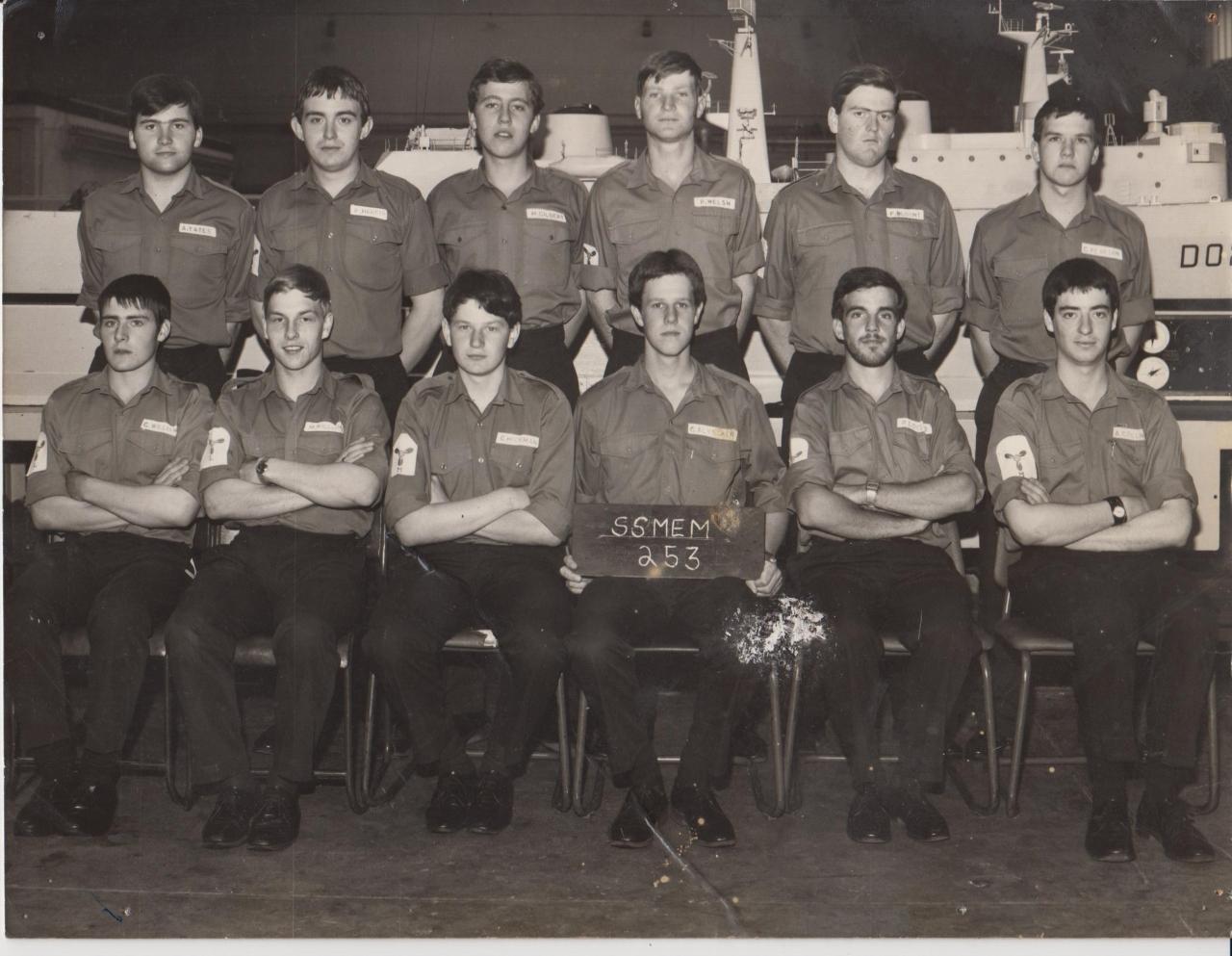 SSMEM's Course 253 1981