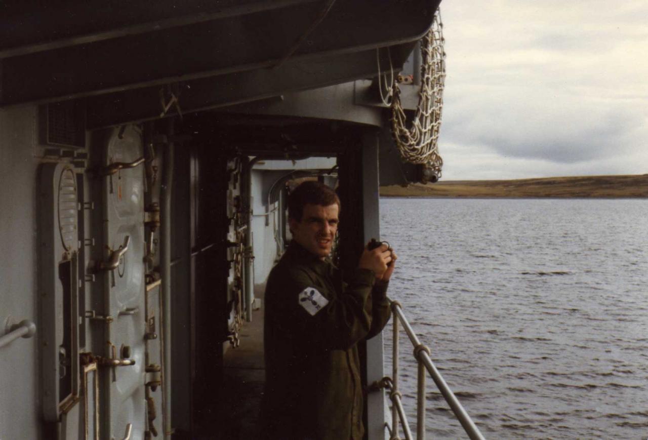 HMS Southampton 1983