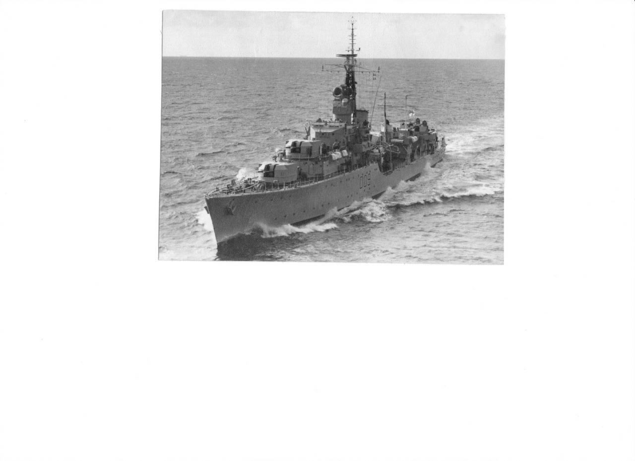 HMS Dunkirk Super Battle Class Destroyer