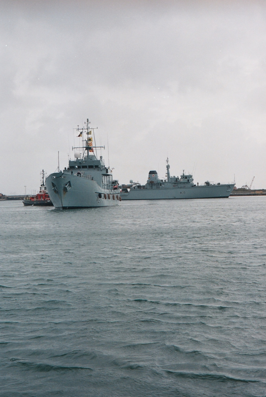 HMS Anglesey