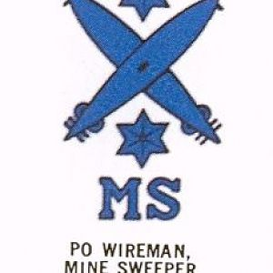 P.O. Wireman (Minesweepers)