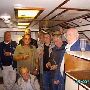 OCELOT REUNION ONBOARD 2006 OUR OWN TOT TIME
