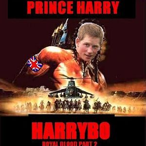 Harrybo: Royal Blood Part 2