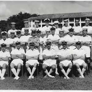 FO2FES Staff 1958-9