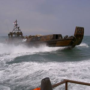 One of Oceans LCVP