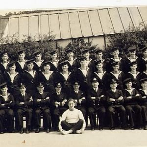 Exmouth Division, HMS St.George 1940