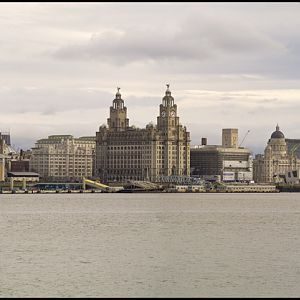 HMS Liverpool's last visit to Liverpool