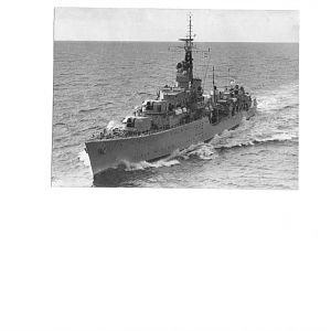 HMS Dunkirk Super Battle Class Destroyer