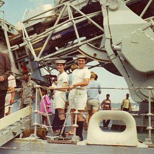 Sea Slug Launcher deck