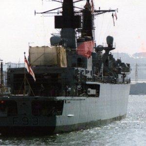 HMS Beaver