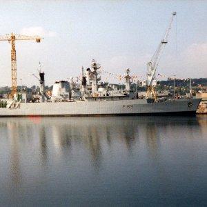 HMS Battleaxe