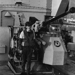 HMS Bossington 1986
