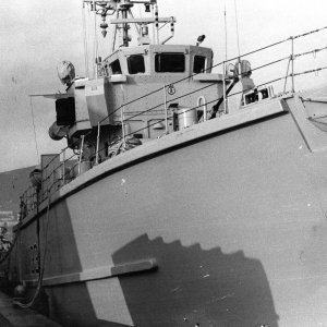 HMS Bossington