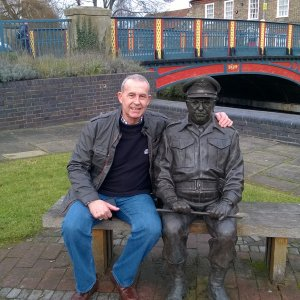 Captain Mainwaring and me