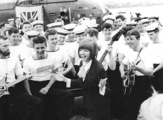 All those Cilla Black Fans