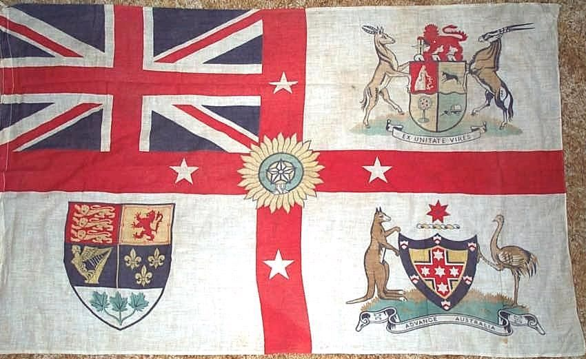 British Empire Flag