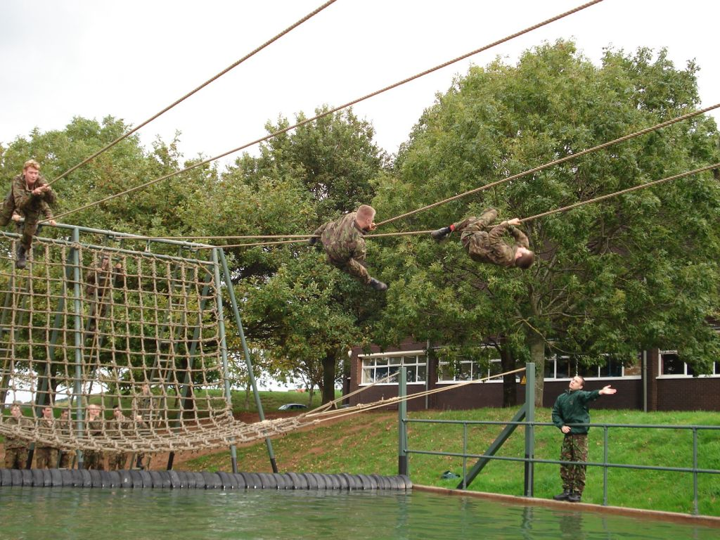 Me doing regain at CTCRM