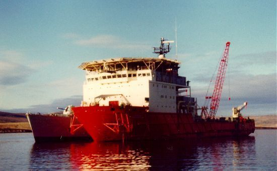 MV Stena Seaspread 89